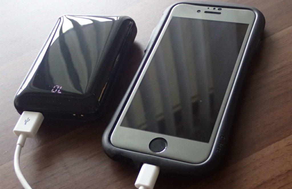 iPhoneの「低電力モード」の設定方法