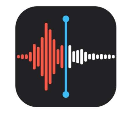 iPhoneボイスメモアプリ